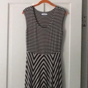 Calvin Klein Maxi Dress Sz 8